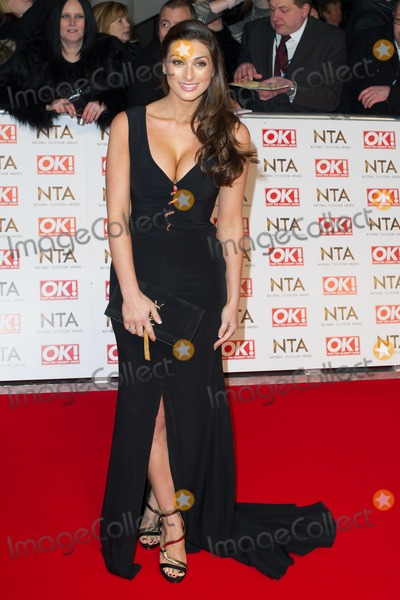 Luisa Zissman Photo - Luisa Zissman arriving for the 2015 National Television Awards (NTAs) at the O2 London 21012015 Picture by Dave Norton  Featureflash
