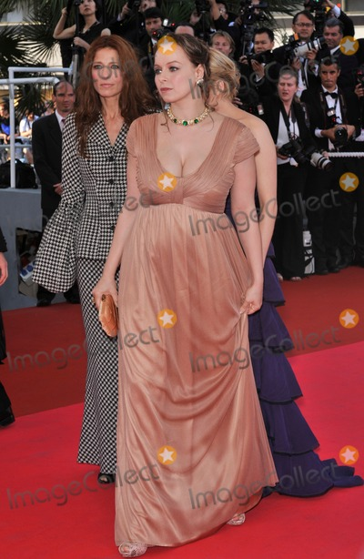 Samantha Morton Photo - Samantha Morton at premiere for her new movie Synecdoche New York at the 61st Annual International Film Festival de Cannes May 23 2008  Cannes FrancePicture Paul Smith  Featureflash