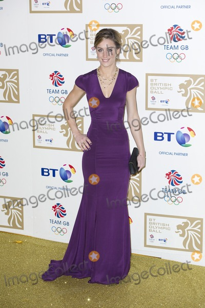 Amy Williams Photo - Amy Williams arriving for the British Olympics Ball Grosvenor House Hotel Park Lane London 30112012 Picture by Simon Burchell  Featureflash