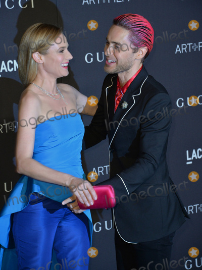 Jared Leto Photo - Actress Diane Kruger  actor Jared Leto at the 2015 LACMA ArtFilm Gala at the Los Angeles County Museum of ArtNovember 7 2015  Los Angeles CAPicture Paul Smith  Featureflash