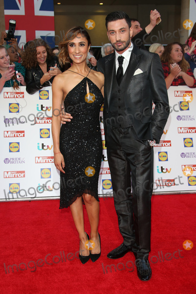 Anita Rani Photo - Anita Rani  Giovanni Pernice at the 2015 Pride of Britain Awards at the Grosvenor House HotelSeptember 28 2015  London UKPicture James Smith  Featureflash