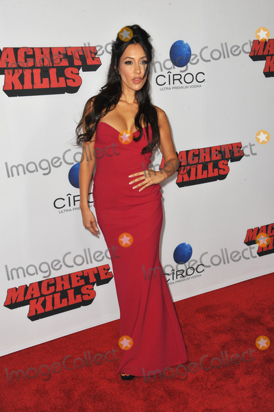 Kea Ho Photo - Kea Ho at the Los Angeles premiere of Machete Kills at the Regal Cinemas LA LiveOctober 2 2013  Los Angeles CAPicture Paul Smith  Featureflash