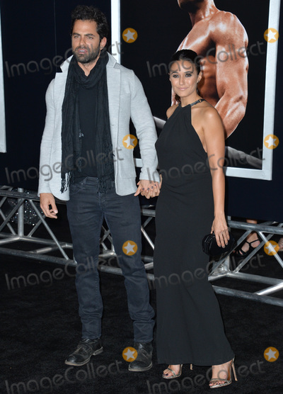 Adrian Bellani Photo - Actress Emmanuelle Chriqui  Adrian Bellani at the Los Angeles World premiere of Creed at the Regency Village Theatre WestwoodNovember 19 2015  Los Angeles CAPicture Paul Smith  Featureflash