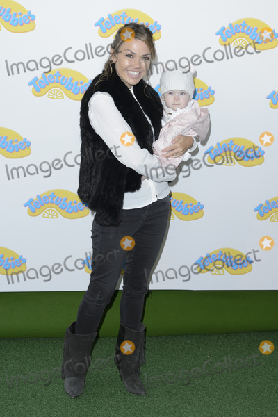 Adele Silva Photo - Adele Silva at the launch of the new series of Teletubbies for Cbeebies at Southbank LondonOctober 25 2015  London UKPicture Dave Norton  Featureflash