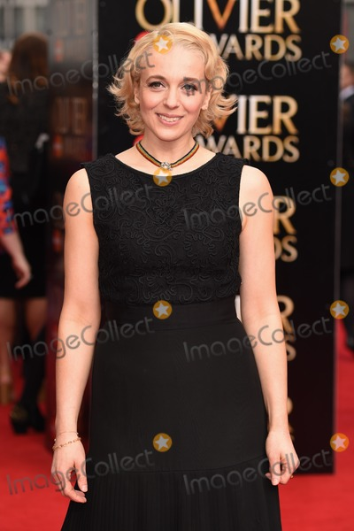 Amanda Abbington Photo - Amanda Abbington arrives for the Olivier Awards 2015 at the Royal Opera House Covent Garden London 12042015 Picture by Steve Vas  Featureflash