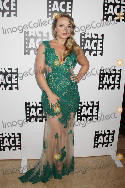 Amanda Fuller Photo - Amanda Fuller 01302015 65th Annual ACE Eddie Awards held at The Beverly Hilton Hotel in Beverly Hills CA photo by Kazuki Hirata  HollywoodNewsWirenet