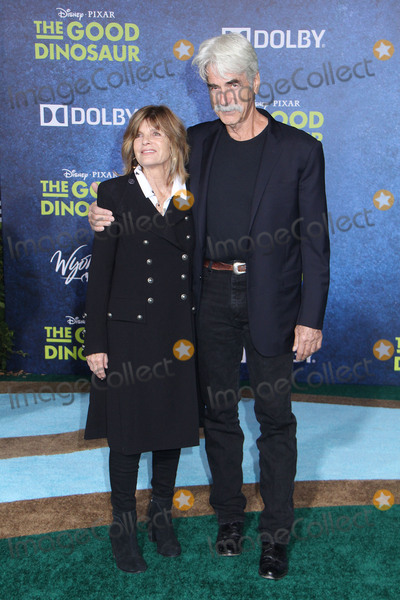 Katharine Ross Photo - Katharine Ross Sam Elliott 11172015 The Good Dinosaur Premiere held at the El Capitan Theatre in Hollywood CA Photo by Kazuki Hirata  HollywoodNewsWirenet