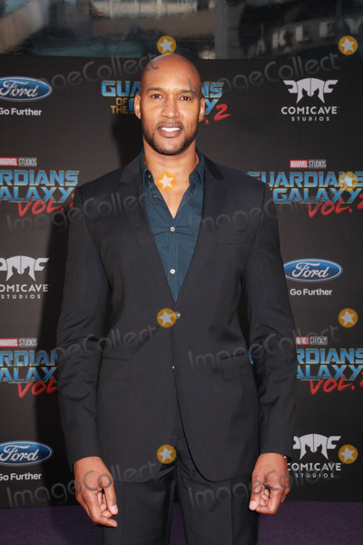 Henri Simmons Photo - Henry Simmons 04192017 The World Premiere of Guardians of the Galaxy Vol2 held at The Dolby Theatre in Hollywood CA Photo by Izumi Hasegawa  HollywoodNewsWireco