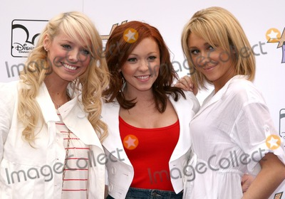 Hannah Montana Photo - London UK Jenny Frost Natasha Hamilton and Liz McClarnon at the Hannah Montana Live In London One off TV Special held at Koko in Camden 28th March 2007Keith MayhewLandmark Media
