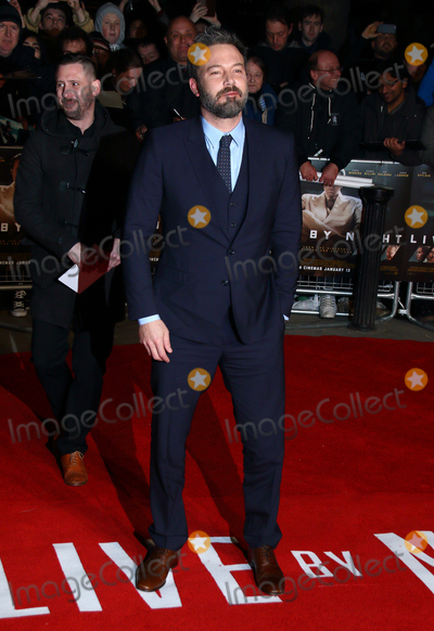 Ben Affleck Photo - LondonUK  Ben Affleck at the Live By Night European Premiere at the BFI Southbank Belvedere Road 11th January 2017 Ref LMK73-62675-120117Keith MayhewLandmark Media WWWLMKMEDIACOM