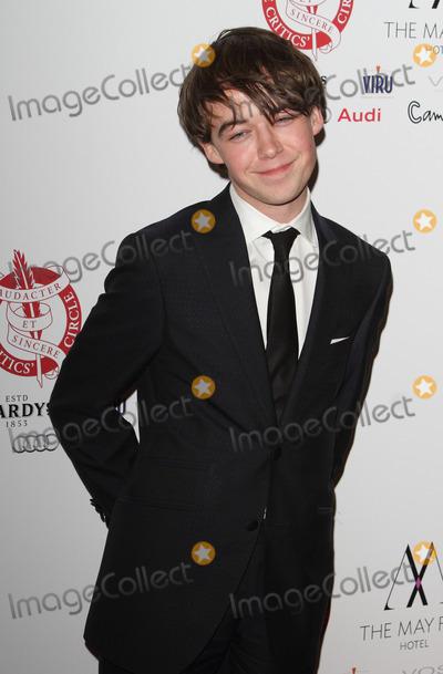Alex Lawther Photo - London UK Alex Lawther at London Critics Circle Film Awards at the Mayfair Hotel London on January 18th 2015 Ref LMK73-50405-190115Keith MayhewLandmark Media WWWLMKMEDIACOM