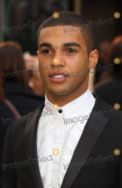 Lucien Laviscount Photo - London UK Lucien Laviscount at the World Premiere of Snow White and the Huntsman at the Empire cinema Leicester Square 14th May 2012Keith MayhewLandmark Media