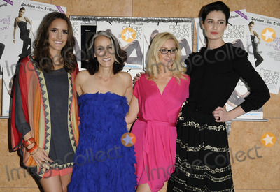 Nicky Hambleton-Jones Photo - London UK  Louise Rose Caryn Franklin Erin OConnor and Nicky Hambleton-Jones  ExCel Centre Royal Victoria Dock The Clothes Show Style Awards 29th  May 2009Can NguyenLandmark Media