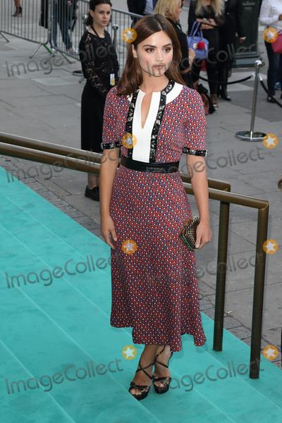Jenna Coleman Photo - LondonUK  Jenna Coleman  at the V  A Summer Gala at the Victoria and Albert Museum Kensington London 23rd June 2016 RefLMK73-60739-230616 Keith MayhewLandmark Media WWWLMKMEDIACOM