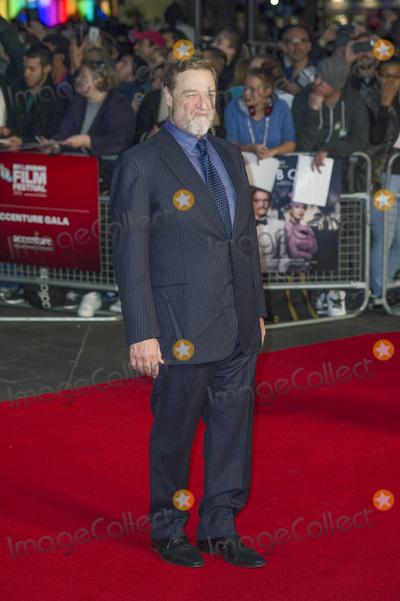 John Goodman Photo - London England John Goodman at the Trumbo Accenture Gala during the BFI London Film Festival at Odeon Leicester Square on October 8 2015 in London EnglandRef LMK386-58344-091015Gary MitchellLandmark Media WWWLMKMEDIACOM