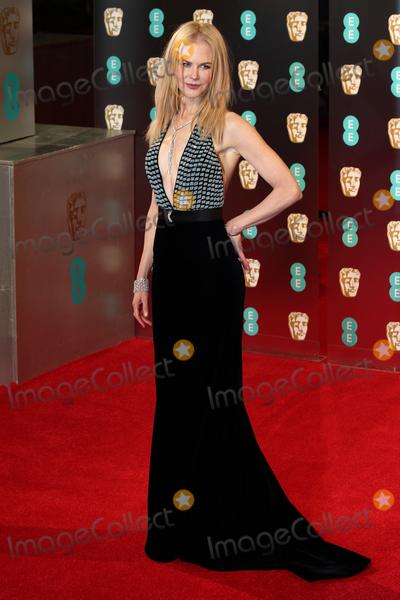 Nicole Kidman Photo - London UK Nicole Kidman at the EE British Acadamy Film Awards (BAFTAs) at The Royal Albert Hall on Sunday 12 February 2017Ref  LMK73 -61672-130217Keith MayhewLandmark Media WWWLMKMEDIACOM