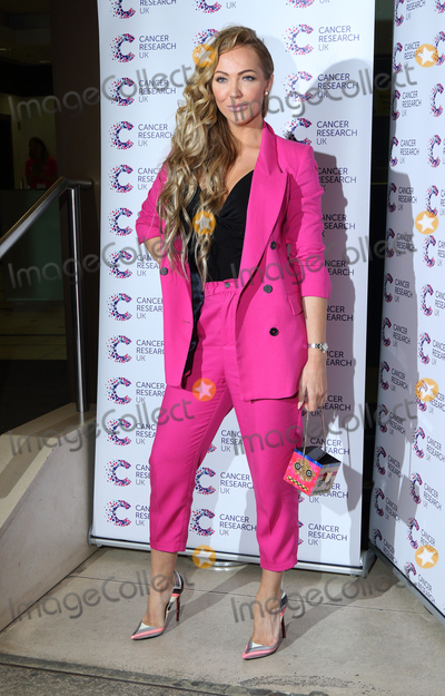 Aisleyne Horgan Wallace Photo - LondonUK  Aisleyne Horgan Wallace at James Inghams Jog-On to Cancer at Kensington Roof Gardens 12th April 2017RefLMK73-S160-130417Keith MayhewLandmark MediaWWWLMKMEDIACOM