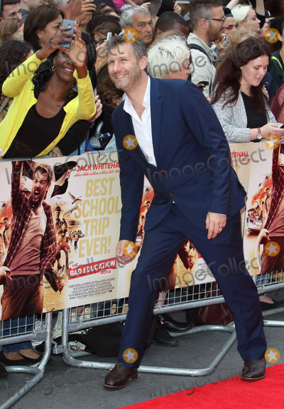 Adam Hills Photo - London UK Adam Hills at World Premiere of The Bad Education Movie at the Vue West End Leicester Square London on 20th August 2015 Ref  LMK73 -51822-210815Keith MayhewLandmark Media WWWLMKMEDIACOM