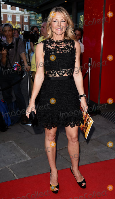 Sarah Hadland Photo - London UK Sarah Hadland  at  Matthew Bournes The Car Man Gala Performance at Saddlers Wells Theatre Rosebey Avenue London on Sunday 19 July 2015Ref LMK392 -51766-200715Vivienne VincentLandmark Media WWWLMKMEDIACOM