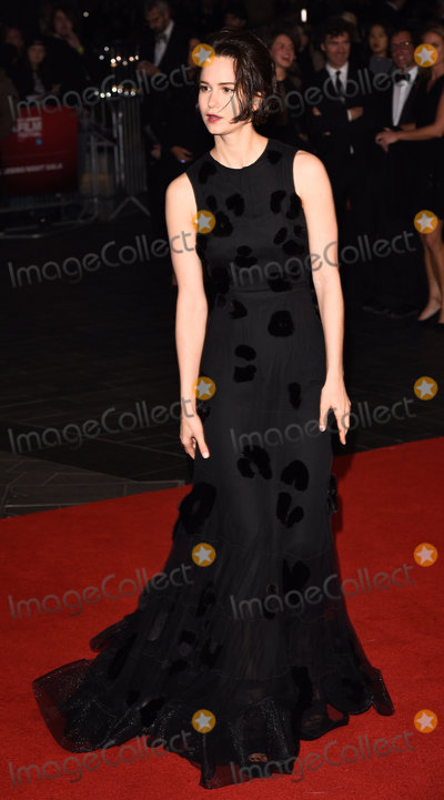 Katherine Waterston Photo - London UK  Katherine Waterston at  London Film Festival  Closing Gala Steve Jobs Premiere at Odeon Leicester Square London on Sunday 18 October 2015 Ref LMK392 -58555-191015Vivienne VincentLandmark Media WWWLMKMEDIACOM