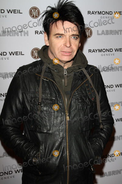Gary Numan Photo - London UK  Gary Numan   at  Raymond Weil Pre Brits Dinner at Mozaica Wood Green London  26th January 2012   Keith MayhewLandmark Media