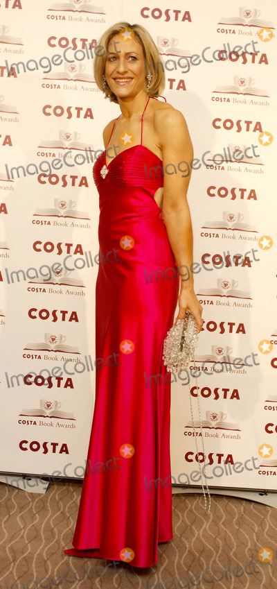 Emily Maitlis Photo - London UK Emily Maitlis arrives for the Costa Book Awards 2007 at The Intercontinental Hotel Central London 22nd January 2008Ali KadinskyLandmark Media
