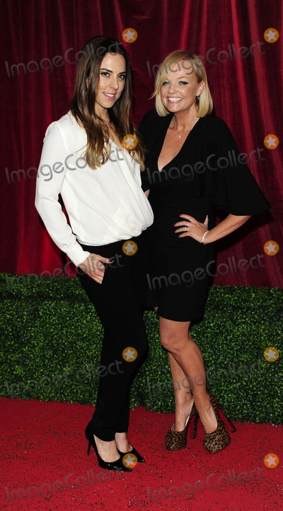 Emma Bunton Photo - London UK Melanie Chisholm and Emma Bunton at the British Soap Awards 2012 held at the ITV Studios South Bank 28th April 2012SydLandmark Media
