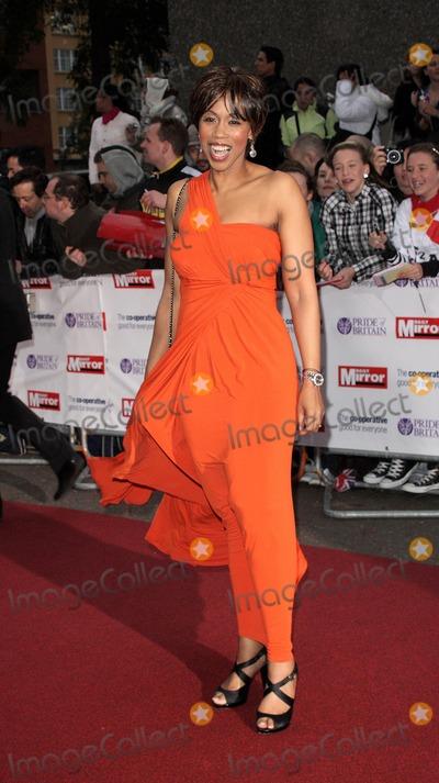 Trisha Goddard Photo - London UK Trisha Goddard at the Pride of Britain Soap Awards 2008 held at ITV London Studios South Bank 30th  September 2008Keith MayhewLandmark Media