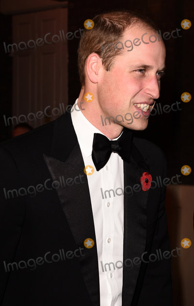 Prince Photo - London UK HRH Prince William Duke of Cambridge at The Evening Standard Theatre Awards at The Old Vic The Cut London on Sunday 13 November 2016Ref LMK392-62745-141116Vivienne VincentLandmark Media WWWLMKMEDIACOM