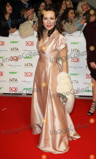 Amanda Mealing Photo - LondonUK Amanda Mealing  at the National Television Awards 2016 Red Carpet arrivals at the O2 London 20th January 2016 RefLMK73-59159-210116 Keith MayhewLandmark Media  WWWLMKMEDIACOM