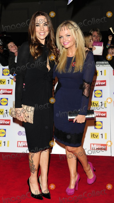 Emma Bunton Photo - London UK Melanie Chisholm and Emma Bunton at the Pride Of Britain awards at Grosvenor House 29th October 2012SydLandmark Media