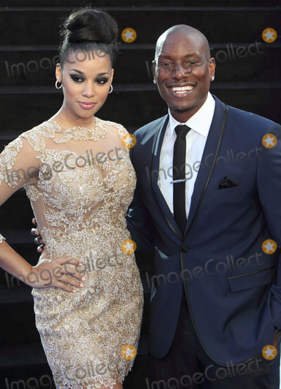 Tyrese Photo - London UK   Tyrese Gibson and Krystal   at the  World Premiere of  Fast and Furious 6  at the Empire Cinema Leicester Square London 7th May 2013Keith MayhewLandmark Media