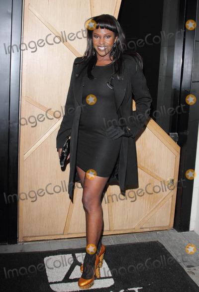 Kelle Bryan Photo - London UK Kelle Bryan at Nick Edes Birthday Party at DSTRKT Restaurant Rupert Street 2nd May 2012Keith MayhewLandmark Media