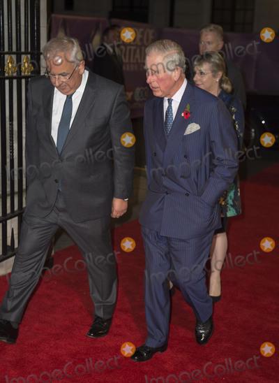 Prince Photo - London UK Prince Charles Prince of Wales  at  the Pride Of Britain Awards 2016 at the Grosvenor House Hotel on October 31 2016 in London England Ref LMK386 -61201-011016Gary MitchellLandmark Media WWWLMKMEDIACOM