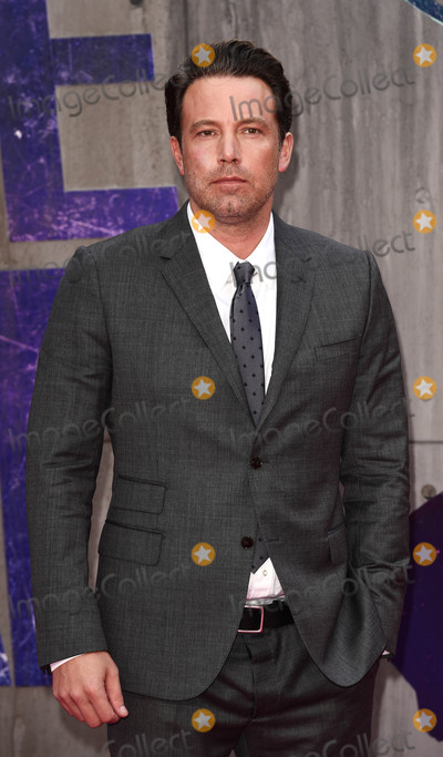 Ben Affleck Photo - London UK Ben Affleck  at the European Premiere of Suicide Squad at the Odeon Leicester Square London on August 3rd 2016Ref LMK392-60941-040816Vivienne VincentLandmark MediaWWWLMKMEDIACOM