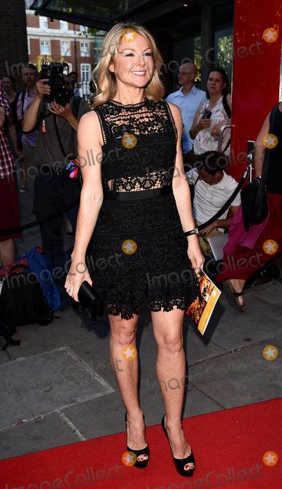 Sarah Hadland Photo - London UK Sarah Hadland  at  Matthew Bournes The Car Man Gala Performance at Saddlers Wells Theatre Rosebey Avenue London on Sunday 19 July 2015Ref LMK392 -51766-200715Vivienne VincentLandmark Media WWWLMKMEDIACOM