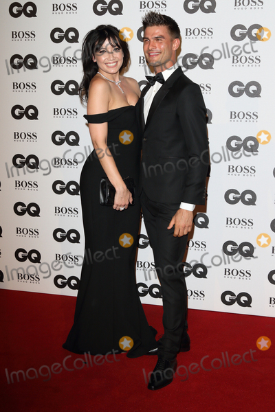 Aljaz Skorjanec Photo - LondonUK   Daisy Lowe and Aljaz Skorjanec   at the GQ Men of the Year Awards 2016 - in association with Hugo Boss - at the  Tate Modern Bankside London 6th September 2016RefLMK73-61345-070916Keith MayhewLandmark MediaWWWLMKMEDIACOM