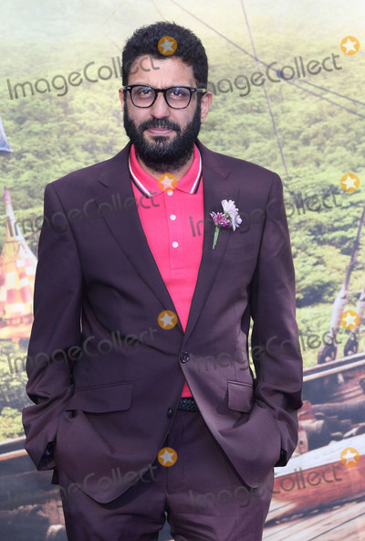 Adeel Akhtar Photo - London UK Adeel Akhtar at World Premiere of Pan at the Odeon Leicester Square London on September 20th 2015 Ref LMK73-58282-210915Keith MayhewLandmark Media WWWLMKMEDIACOM