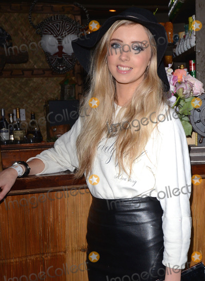 Alice Barlow Photo - London UK  Alice Barlow at  Bloggers LoveSecret Garden  Mahiki  29th January  2014 RefLMK392-46512-300114Vivienne VincentLandmark MediaWWWLMKMEDIACOM