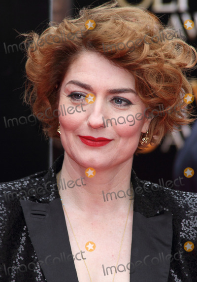 Anna Chancellor Photo - London UK Anna Chancellor at The Olivier Awards 2013 at the Royal Opera House Covent Garden 28th April 2013Keith MayhewLandmark Media