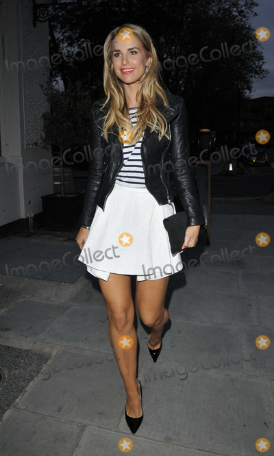 All Saints Photo - London UK  Vogue McFadden (nee Williams) at  the 43 Face clinic launch party 43 Face All Saints Rd 17th April 2014  RefLMK315-48205-180414Can NguyenLandmark Media  WWWLMKMEDIACOM