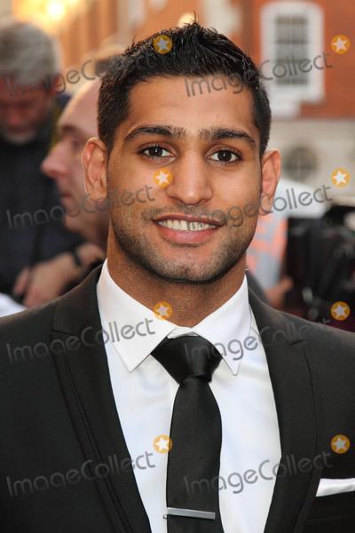 Amir Khan Photo - London UK Amir Khan   at  The GQ Men of the Year Awards at the Royal Opera House Covent Garden London 3rd  September 2013 RefLMK73-45150-040913 Keith MayhewLandmark MediaWWWLMKMEDIACOM