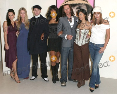 Jason Connery Photo - London Michelle MacErlean Natasja Vermeer Jason Connery Judi Shekoni Luke Goss Aruna Shields and Catalina Guirado at the Private Moments photocall at the Apart Gallery13 December 2004Paulo PirezLandmark Media