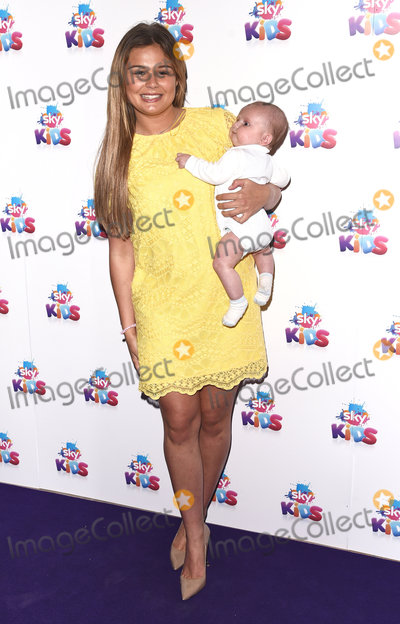 Alex Weaver Photo - London UK Alex Weaver and Albie  at The Sky Kids Cafe Launch Party held at The Vinyl Factory Marshall Street London on Sunday 29 May 2016 Ref LMK392-60616-300516Vivienne VincentLandmark Media WWWLMKMEDIACOM