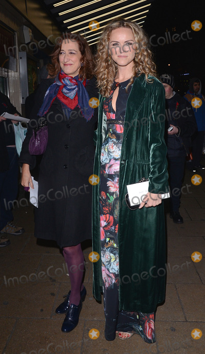 Anna-Louise Plowman Photo - London UK  Haydn Gwynne and Anna Louise Plowman    at the Private Lives screening at the Cineworld Haymarket 27th January 2014 RefLMK392-46489-280114 Vivienne VincentLandmark Media WWWLMKMEDIACOM