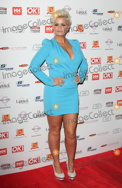 Kerry Katona Photo - London UK Kerry Katona at the OK Christmas Party at Sway Covent Garden 27th November 2012Keith MayhewLandmark Media