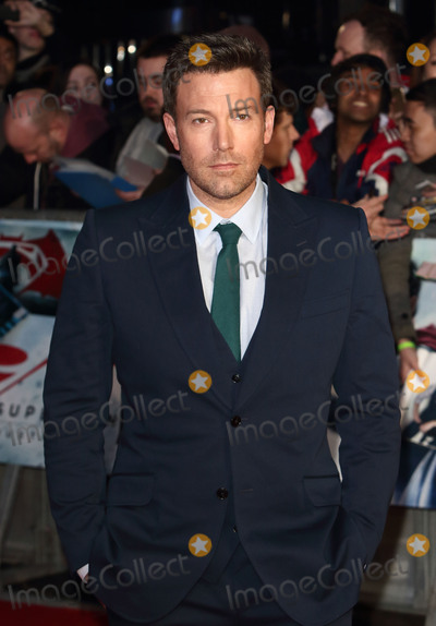 Ben Affleck Photo - London UK Ben Affleck at European Premiere of Batman v Superman - the Dawn of Justice Odeon Leicester Square London on March 22nd 2016Ref LMK73-60105-230316Keith MayhewLandmark Media WWWLMKMEDIACOM