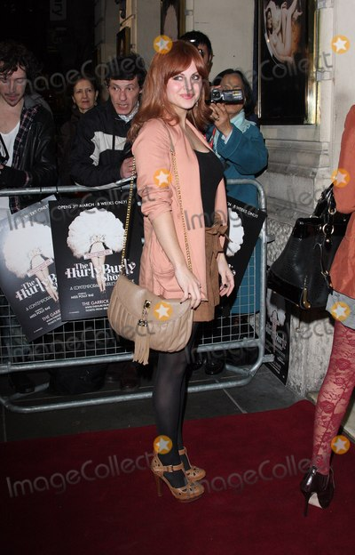 Tina OBrien Photo - LondonUK Tina OBrien  at the press night for The Hurly Burly Show Garrick Theatre London 11th March 2011 Keith MayhewLandmark Media