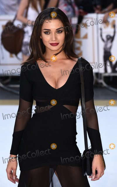 Amy Jackson Photo - London UK Amy Jackson at Magic Mike XXL European Premiere at Vue West End Leicester Square London  on Tuesday 30 June 2015Ref LMK392 -51474-010715Vivienne VincentLandmark Media WWWLMKMEDIACOM