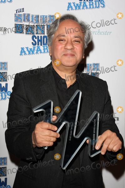 Anish Kapoor Photo - London UK  Anish Kapoor at The South Bank Show Awards held at the Dorchester Hotel in Park Lane 26 January 2010 Keith MayhewLandmark Media